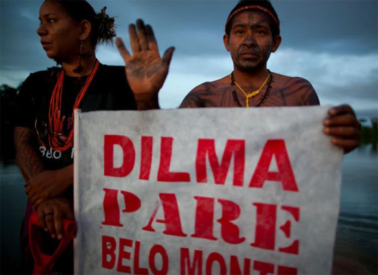 Belo Monte e a lógica do capital e dos jogos políticos que sufocam a vida