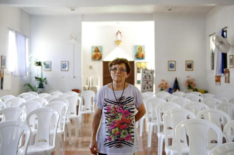 Religiosa fundou projeto social que hoje atende mais de 600 famílias carentes na Zona Norte de Porto Alegre