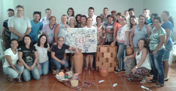CEBI-RO Escola Bíblica em Ouro Preto d'Oeste chega a oitava etapa de formação