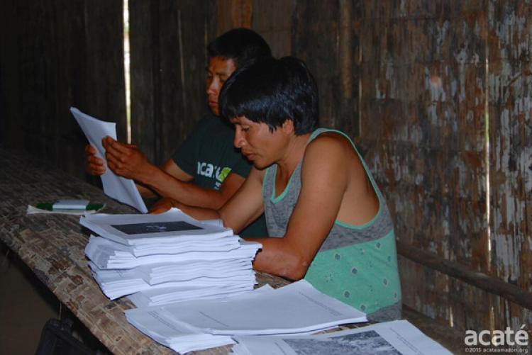 Tribo amazônica cria enciclopédia de medicina tradicional com 500 páginas