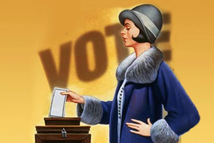 84 anos da conquista do voto feminino no Brasil