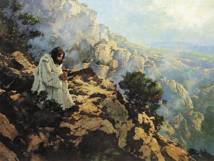 Prisão de Jesus (Lc 22