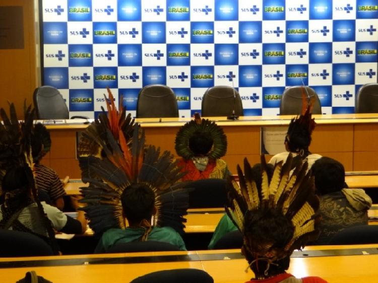 Saúde Indígena: o desafio de uma nova transição