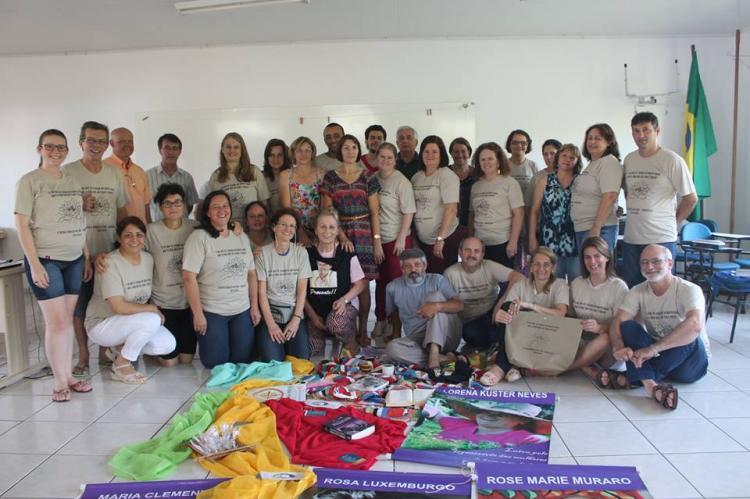 CEBI-SC Escola Bíblica de Chapecó estuda o Movimento Bíblico da Apocalíptica