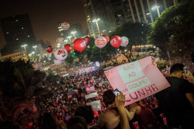 Movimentos prometem mobilizações e resposta nas ruas contra impeachment
