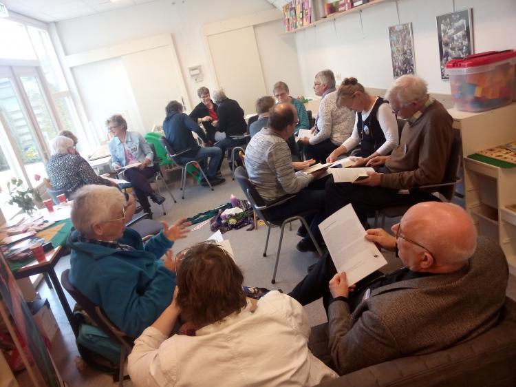 CEBI pelo mundo: Leitura Popular na Holanda