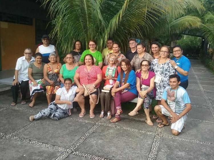CEBI- REGIÃO AMAZÔNICA Formação debate a importância das mulheres na história de Israel
