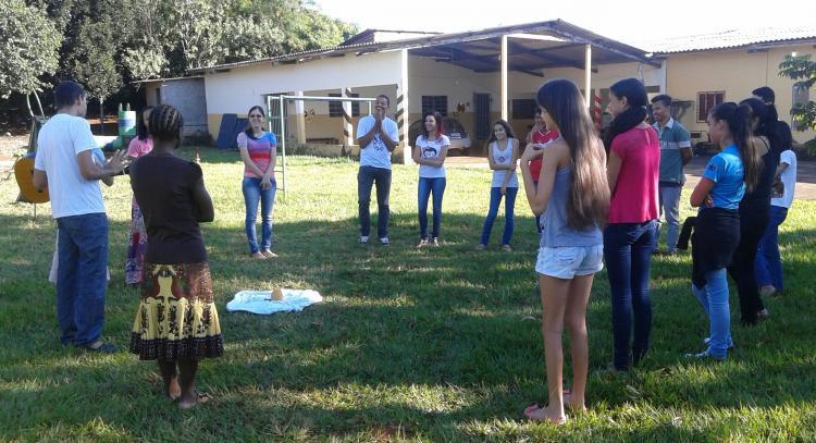 CEBI-GO Juventude participa de Formação Bíblica