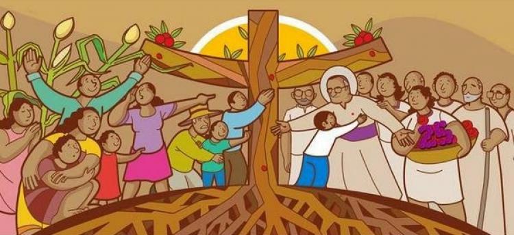 Jesus faz morada conosco (Jo 14