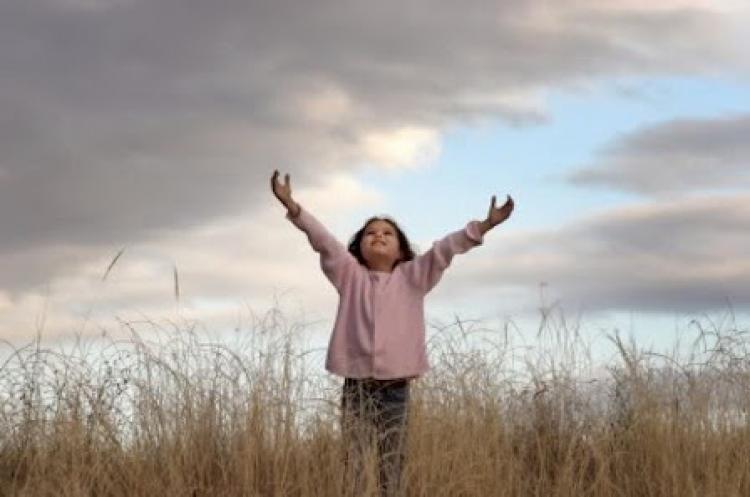 ASCENSÃO: o horizonte é a alegria
