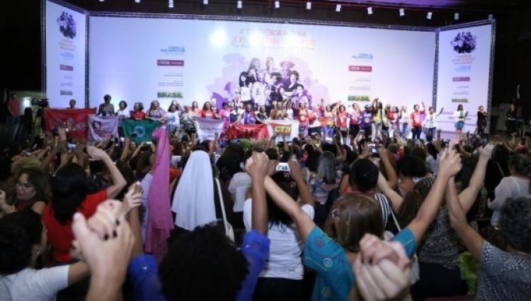 4ª Conferência Nacional das Mulheres exige manutenção das conquistas de gênero