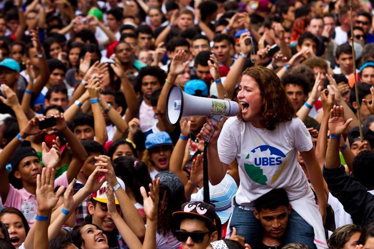 Estudantes secundaristas se mobilizam pelo País por mudanças no ensino e nas escolas