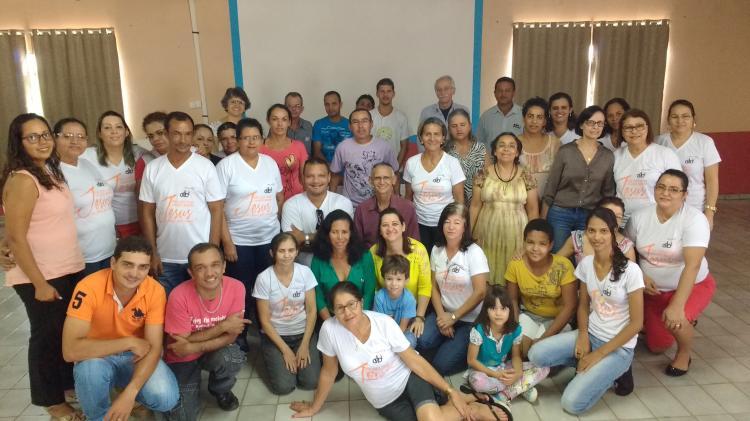 CEBI Ji-Paraná/RO Atividade reúne 45 pessoas na 6ª etapa da formação