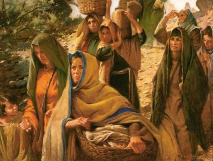 A cultura do estupro descansa sob a sombra da nossa leitura bíblica… [Ronilso Pacheco]