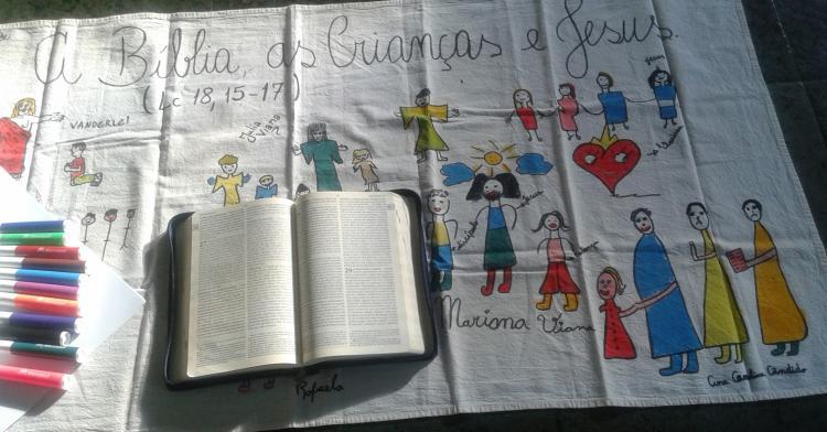 CEBI-GO: II Etapa Escola Bíblica de Crianças e Adolescentes