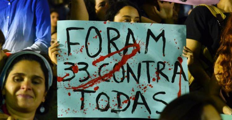 86% das brasileiras já sofreram assédio em espaços urbanos