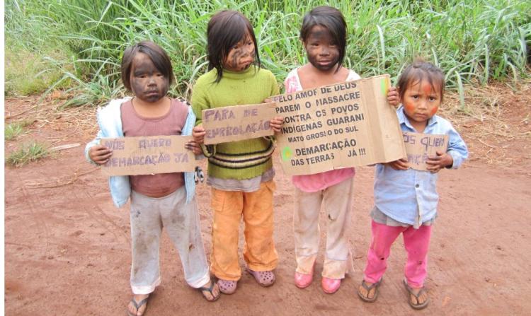 Massacre de indígenas no MS é também um massacre midiático