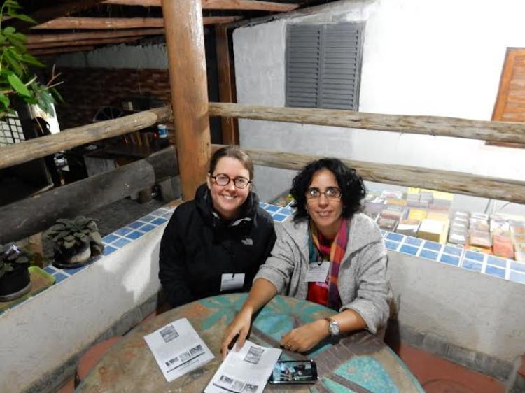 Pastora da Holanda e sua experiência no CEBI