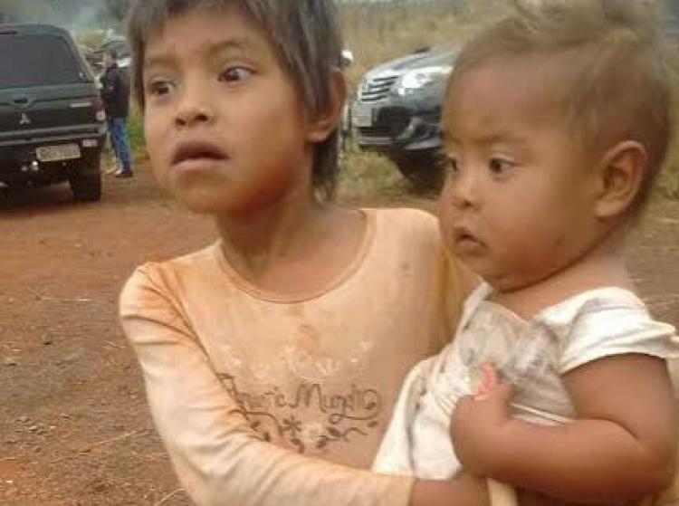 Juiz federal ignora trâmite legal e despeja famílias Guarani Kaiowás em Mato Grosso do Sul