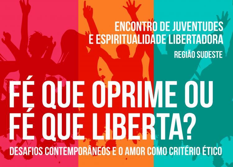 Encontro de Juventudes e Espiritualidade Libertadora da Região Sudeste