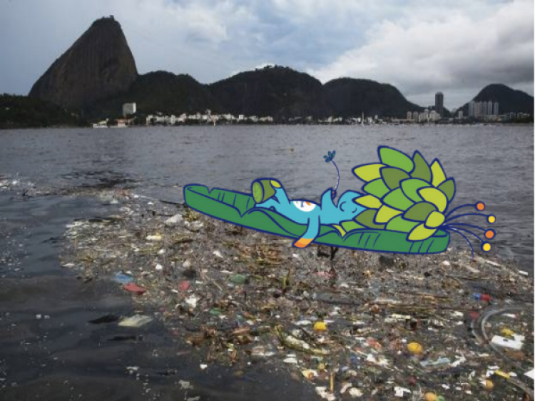 Olimpíada do Descaso Ambiental