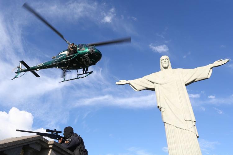 A pretexto das Olimpíadas no Rio