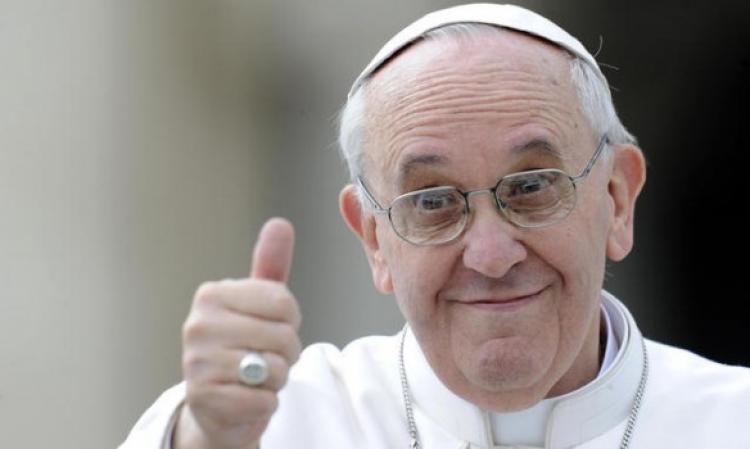 """""""Não há fogo no inferno, Adão e Eva não são reais"""", diz Papa Francisco"""