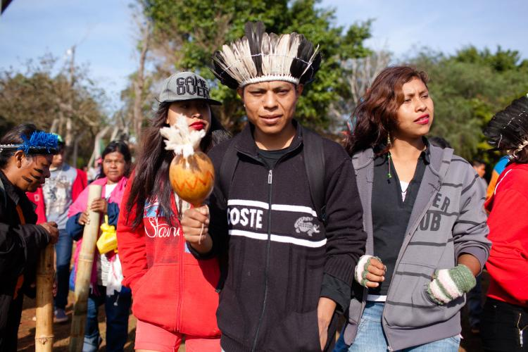 Juventude Kaiowa e Guarani: entre o rap