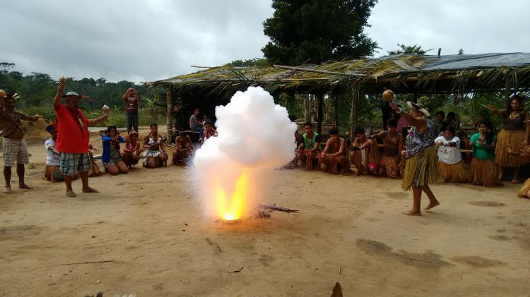 Povo Pataxó da T.I Comexatibá sofre atentado e ameaças de despejo forçado da aldeia Cahy