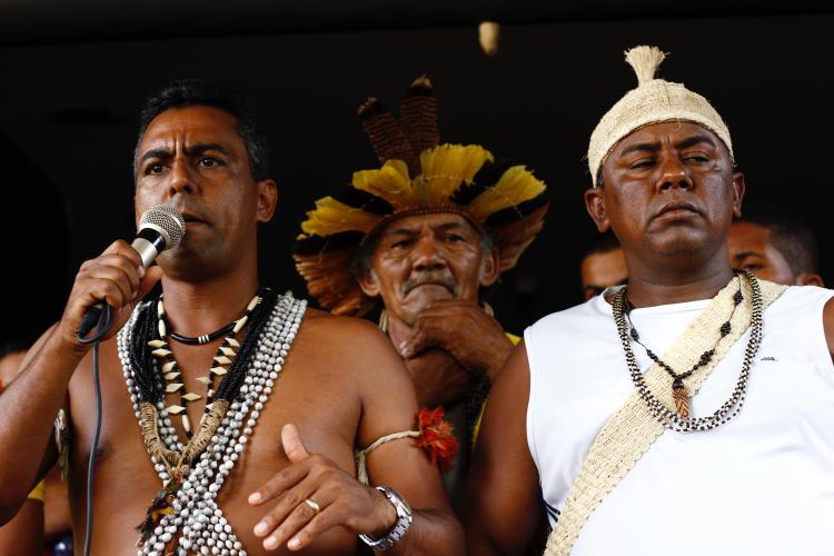 Mobilização histórica dos povos indígenas de PE impede retrocessos e avança pauta da educação