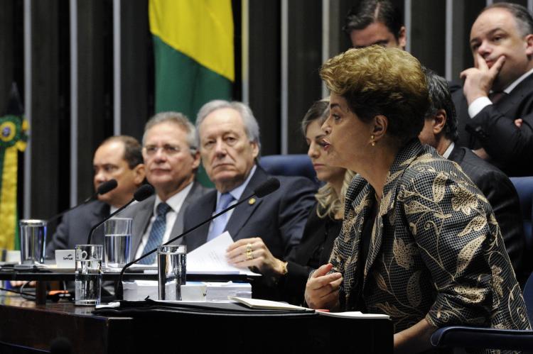 Quase 14h de Dilma e uma defesa histórica para inspirar a resistência