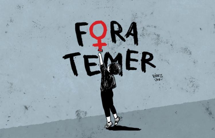 Frentes Brasil Popular e Povo Sem Medo confirmam manifestação no domingo (4)