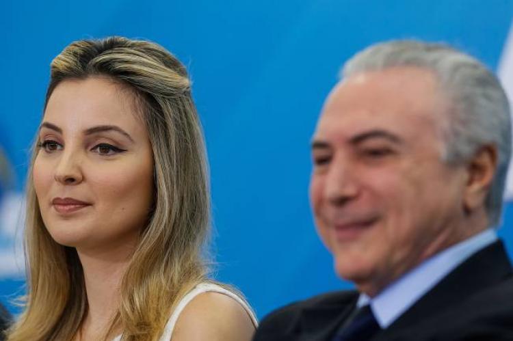 Marcela Temer e a volta do 'primeiro-damismo' no Brasil