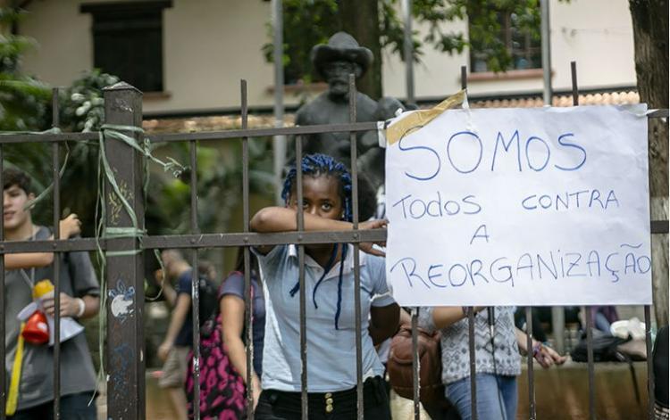 'Escolas de luta': um antídoto contra a barbárie