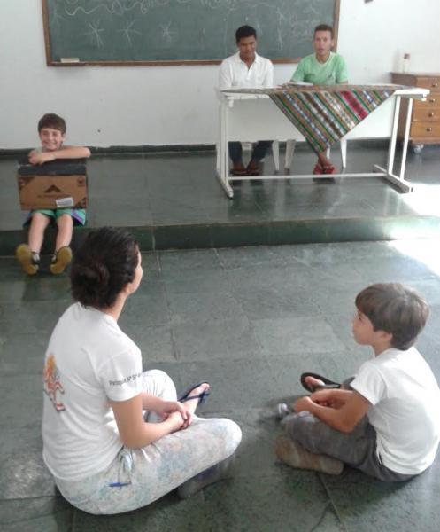 MAC/CEBI: Partilha da 4ª e última etapa da Escola Bíblica de Crianças e Adolescentes