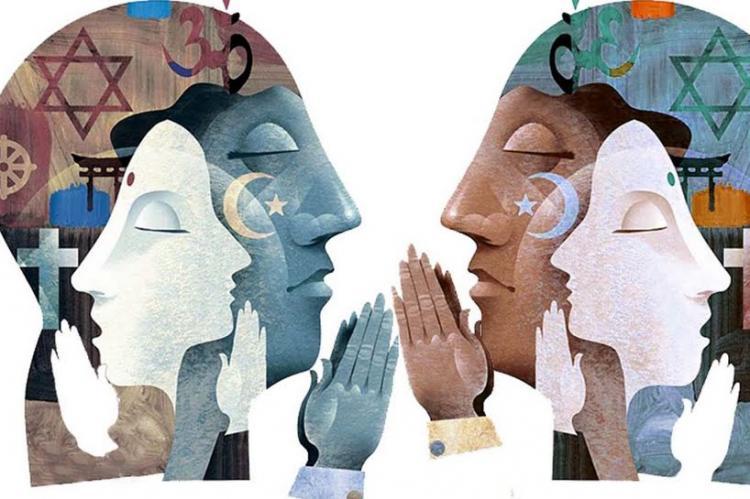 Oração inter-religiosa [Helena Kolody]