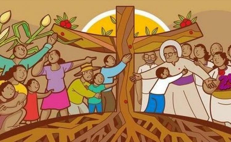 Celebremos a realeza de um Cristo servidor e pobre (Lucas 23,35-43) [Pe. Itacir Brassiani – msf]