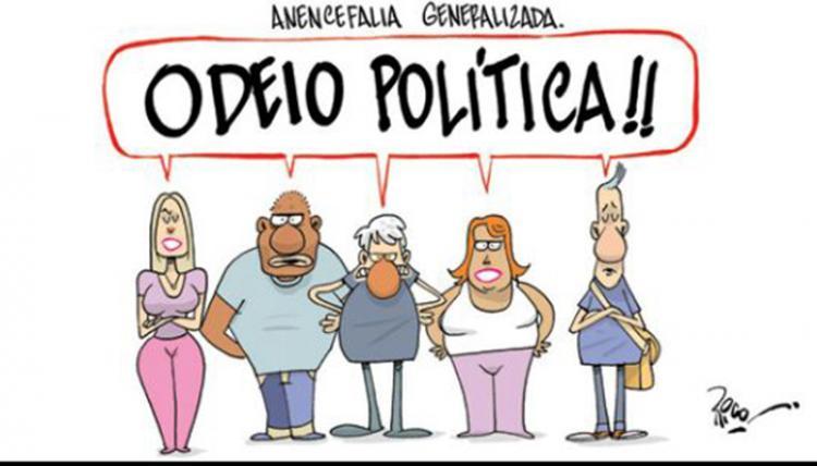Quem ganha com a alienação política dos brasileiros?