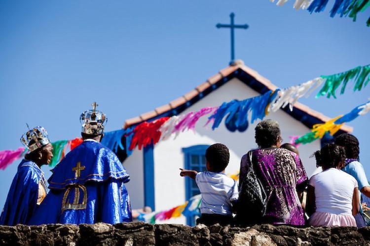 Fé, cultura e presença feminina no congado brasileiro