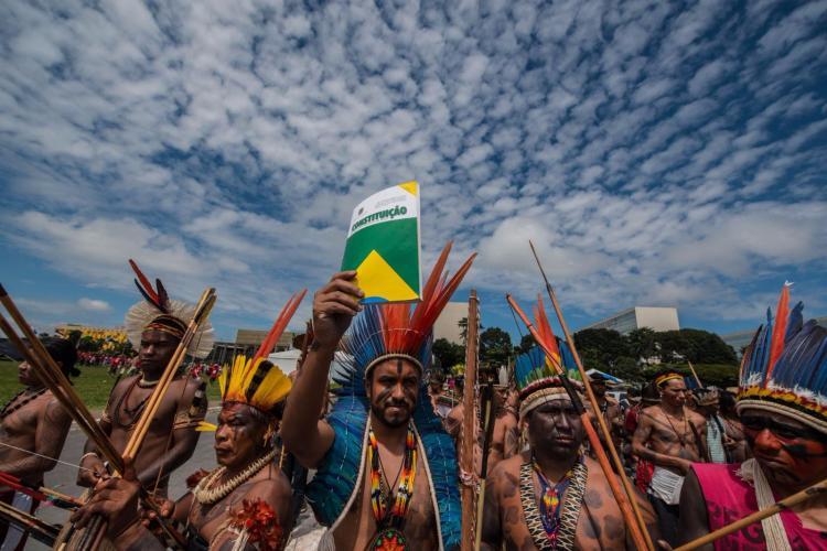 Governo Temer trabalha na surdina decreto que pode impedir demarcações de terras indígenas