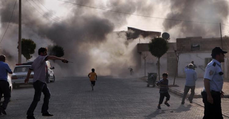 Aleppo está em chamas. Como ajudar?
