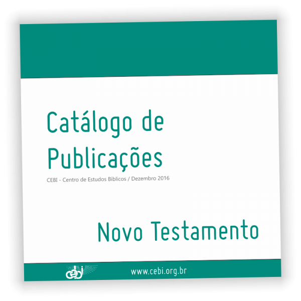 CEBI lança novos catálogos de publicações
