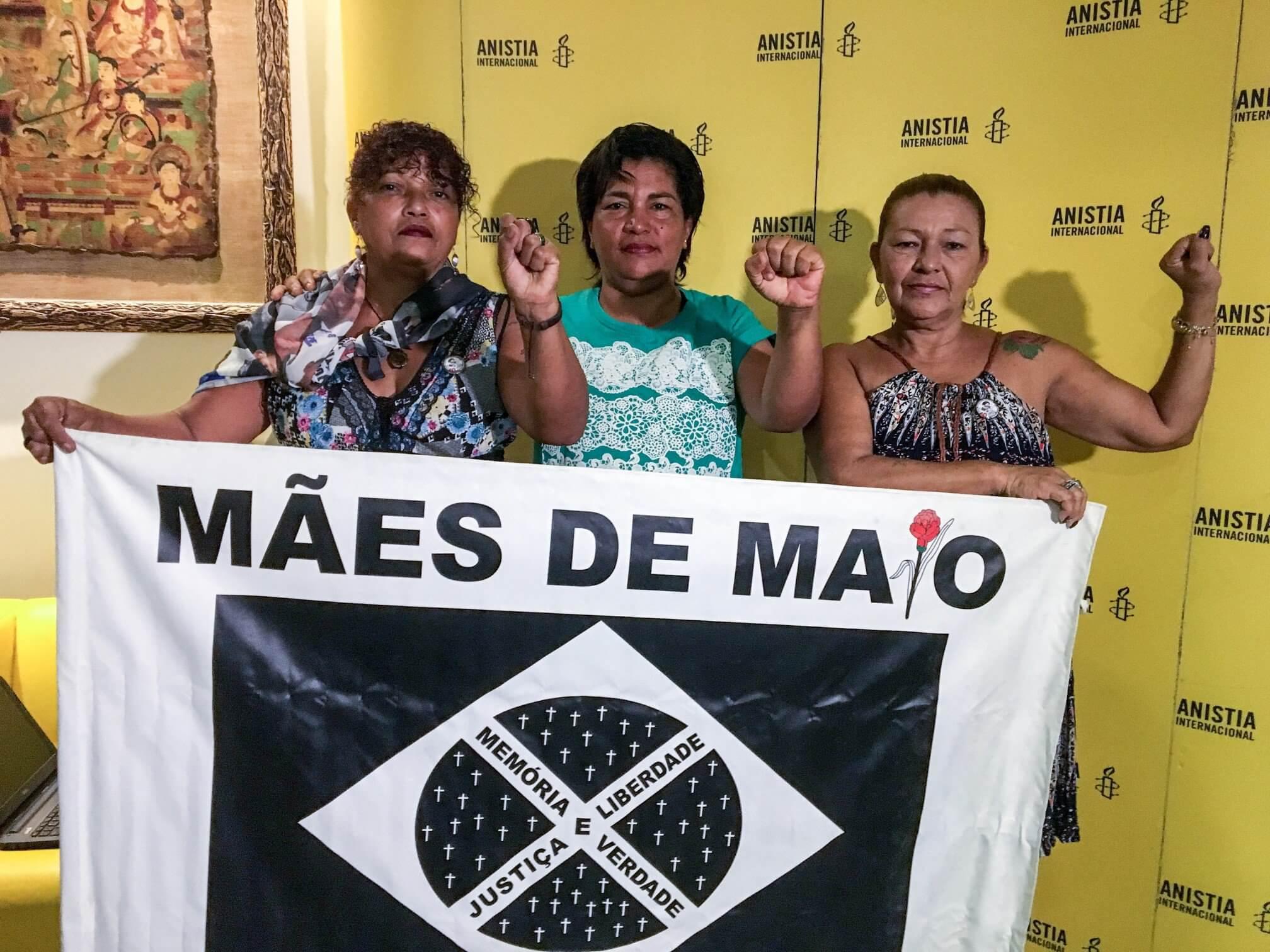 """""""As mulheres são o motor da resistência"""", diz diretora da Anistia Internacional Brasil"""