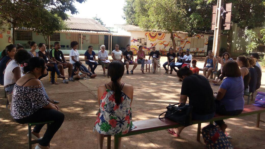 CEBI/GO Protagonismo da Juventude é tema de encontro sobre Educação Popular