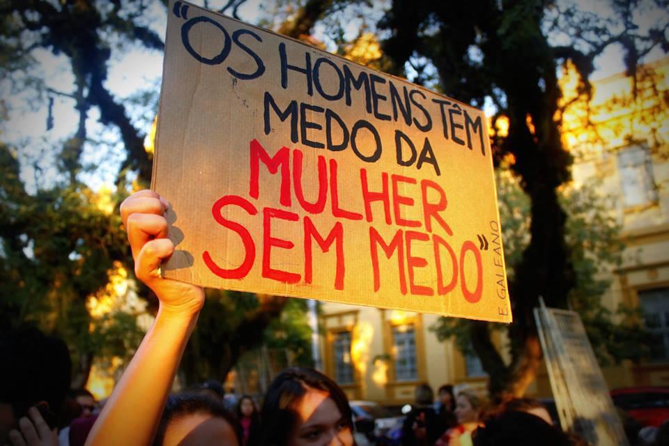 41% das brasileiras têm medo de lutar por seus direitos
