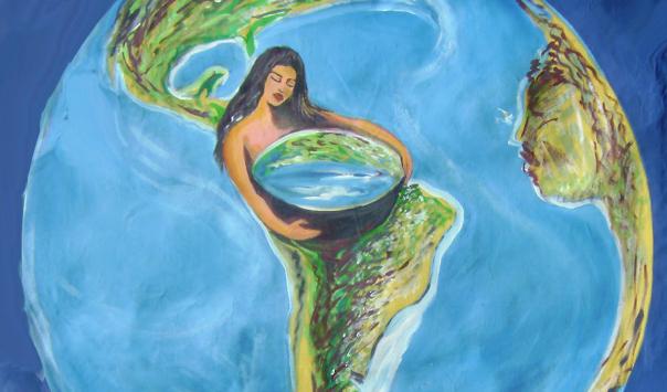 """""""Sim, Senhor! Eu creio que o Senhor é o Messias, o Filho de Deus, que devia vir ao mundo"""" (João 11.1-3,17-27) [Júlio Cézar Adam]"""