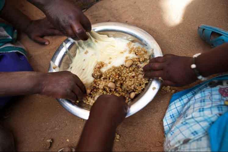 UNICEF: 22 milhões de crianças passam fome e 1,4 milhão está em risco iminente de morte em 4 países