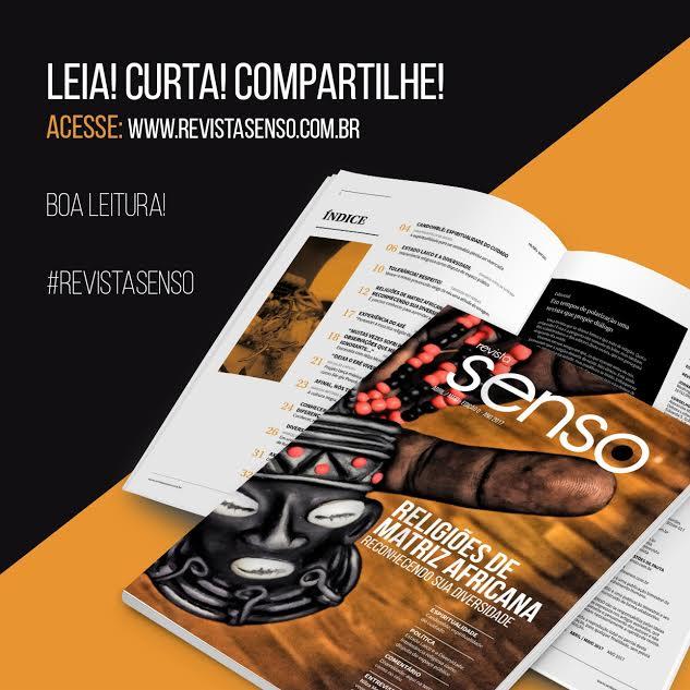 Revista Senso: Jovens do CEBI lançam publicação colaborativa