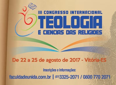 III Congresso Internacional de Teologia e Ciências das Religiões