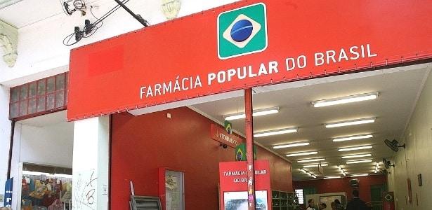 Governo Federal vai fechar as Farmácias Populares